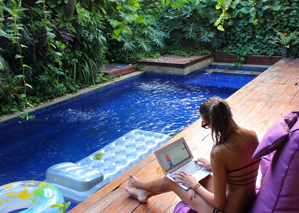 Bali Digital Nomad Workspace