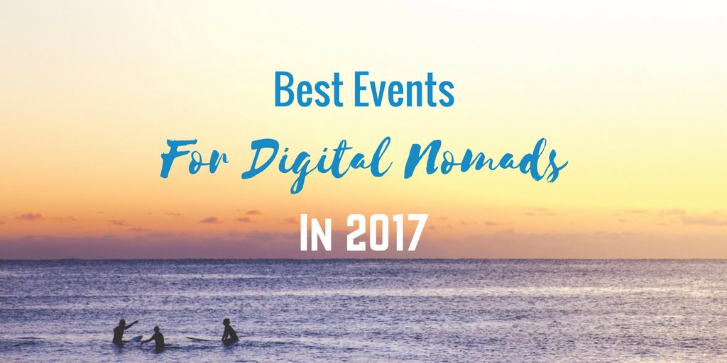 best digital nomad events