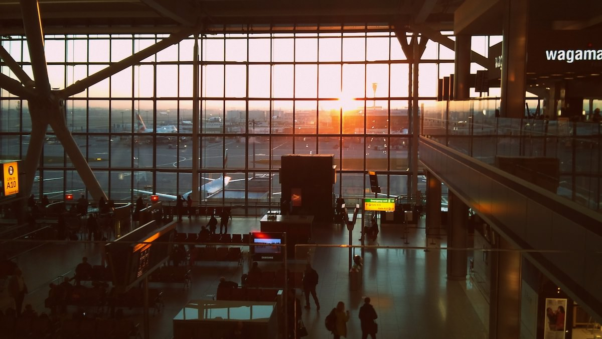 Hacking Your Way Through the UK's Busiest Airports